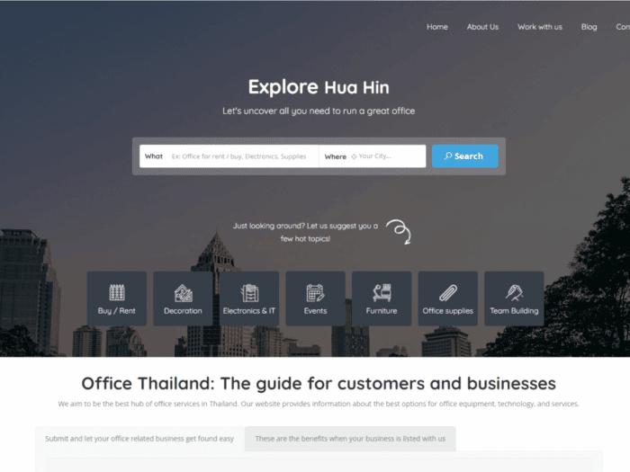 Office Thailand